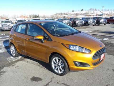 New 2016 Ford Fiesta 5dr HB SE FWD 4dr Car