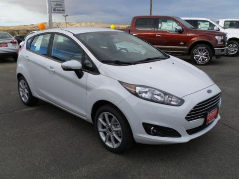 New 2015 Ford Fiesta 5dr HB SE FWD 4dr Car