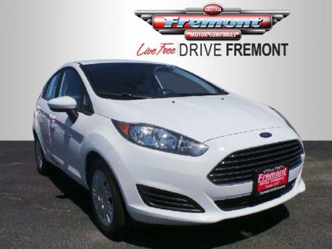 New 2016 Ford Fiesta 5dr HB S FWD 4dr Car