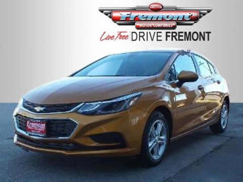 New 2017 Chevrolet Cruze 4dr HB 1.4L LT w/1SD FWD 4dr Car