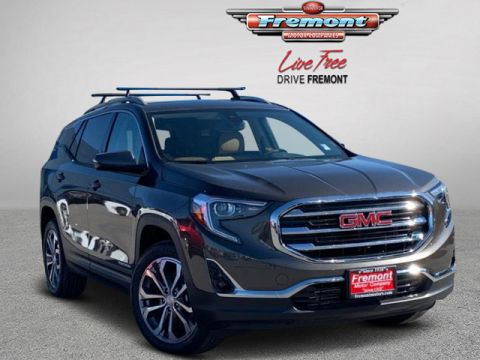 New 2020 GMC Terrain AWD 4dr SLT