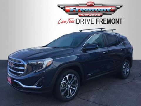 New 2018 GMC Terrain AWD 4dr SLT AWD