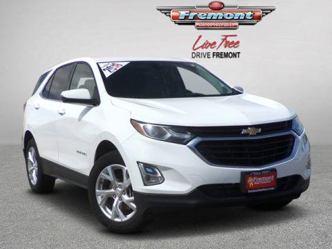 Certified Pre-Owned 2018 Chevrolet Equinox AWD 4dr LT w/2LT