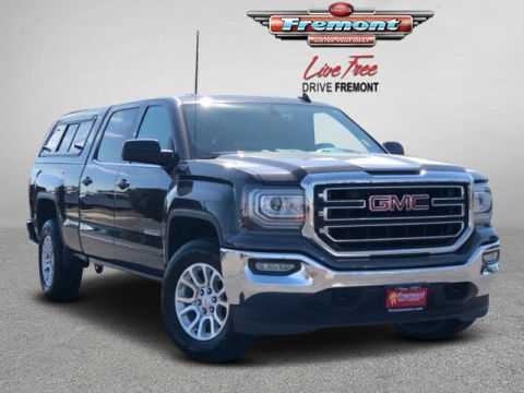 Certified Pre-Owned 2016 GMC Sierra 1500 4WD Crew Cab 153.0 SLE