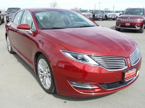 Fremont Elite 2013 Lincoln MKZ 4dr Sdn AWD AWD