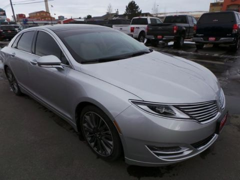 Fremont Elite 2015 Lincoln MKZ 4dr Sdn AWD AWD