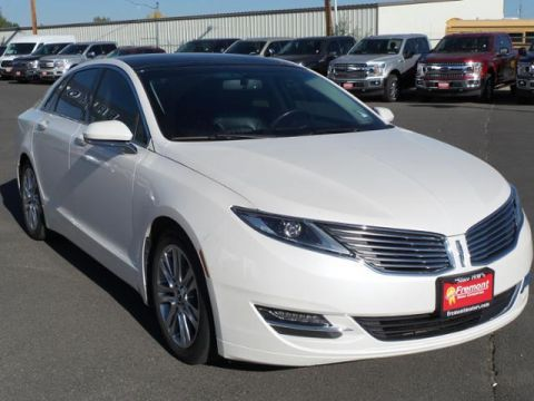 Certified Pre-Owned 2015 Lincoln MKZ 4dr Sdn Hybrid FWD