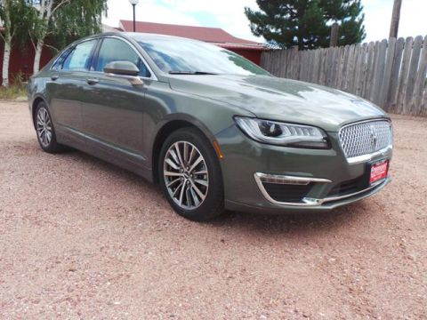 New 2016 Lincoln Mkz 4dr Sdn Fwd 4dr Car In Scottsbluff