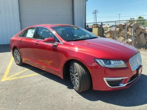 New 2017 Lincoln MKZ Select AWD