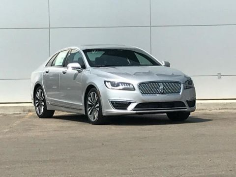 New 2018 Lincoln MKZ Reserve FWD