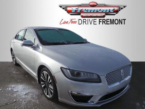 New 2018 Lincoln MKZ Reserve FWD FWD 4dr Car