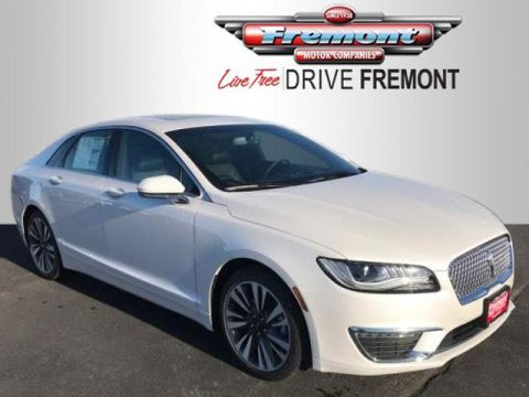 New 2017 Lincoln MKZ Hybrid Reserve FWD FWD 4dr Car