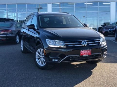 New 2018 Volkswagen Tiguan 2.0T S 4MOTION AWD
