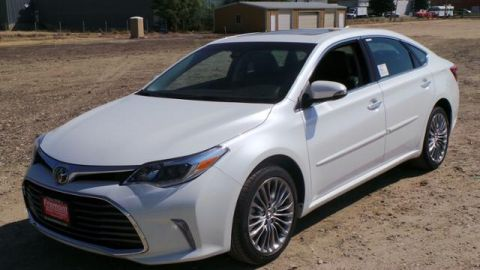 New 2016 Toyota Avalon 4dr Sdn Limited (Natl) FWD 4dr Car