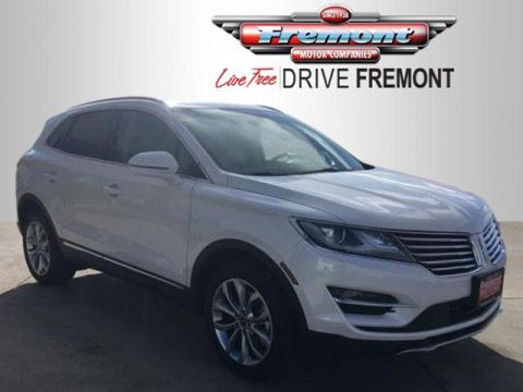 New 2018 Lincoln MKC Select FWD With Navigation