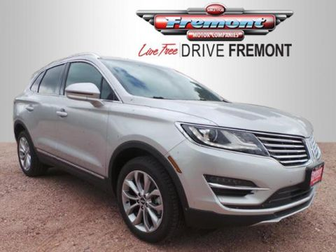 New 2017 Lincoln MKC Select AWD With Navigation & AWD