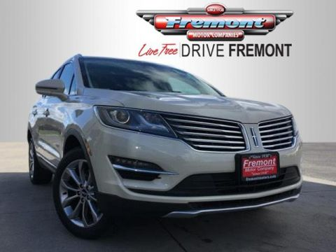 New 2018 Lincoln MKC Select AWD With Navigation & AWD