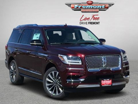New 2019 Lincoln Navigator Select