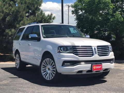 Certified Pre-Owned 2015 Lincoln Navigator 4WD 4dr