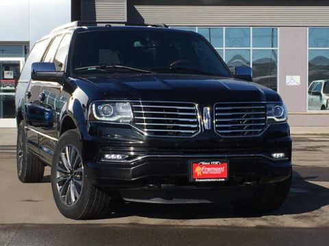 Certified Pre-Owned 2016 Lincoln Navigator L 4WD 4dr Select