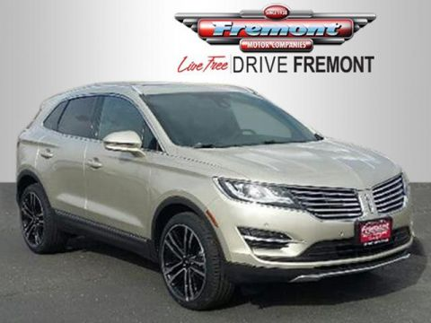 New 2017 Lincoln MKC Reserve AWD AWD