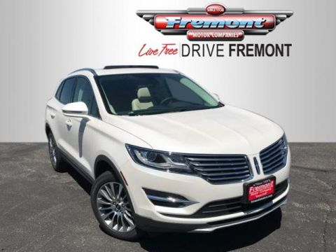 New 2018 Lincoln MKC Reserve AWD AWD