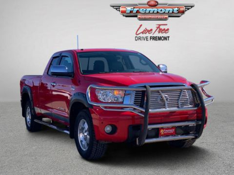 Certified Pre-Owned 2013 Toyota Tundra Double Cab 5.7L FFV V8 6-Spd AT LTD