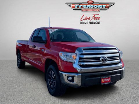 Certified Pre-Owned 2016 Toyota Tundra Double Cab LB 5.7L FFV V8 6-Spd AT