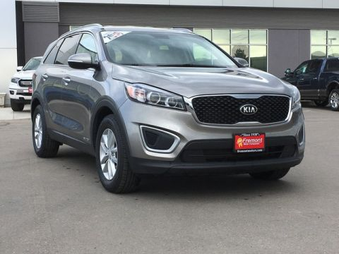 Certified Pre-Owned 2018 Kia Sorento LX V6 AWD