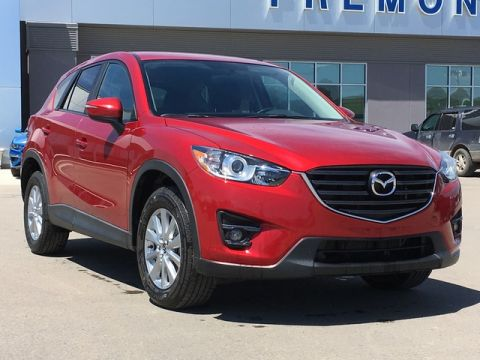 Certified Pre-Owned 2016 Mazda CX-5 2016.5 FWD 4dr Auto Touring