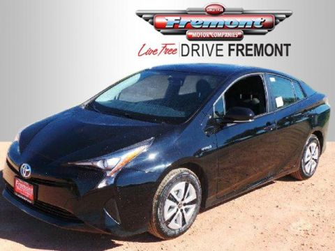 New 2016 Toyota Prius 5dr HB Three FWD 4dr Car