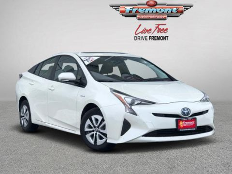 Pre-Owned 2017 Toyota Prius Four