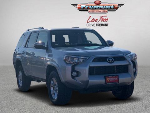 Certified Pre-Owned 2017 Toyota 4Runner SR5 Premium 4WD
