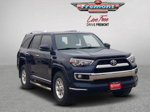 Certified Pre-Owned 2015 Toyota 4Runner 4WD 4dr V6 Limited