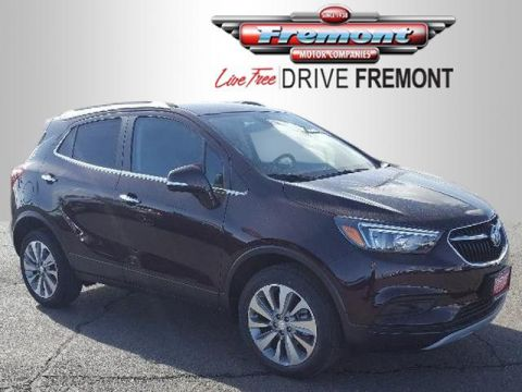 New 2018 Buick Encore AWD 4dr Preferred AWD