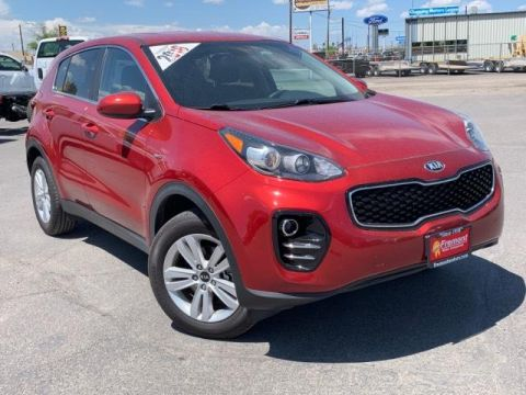 Certified Pre-Owned 2018 Kia Sportage LX AWD