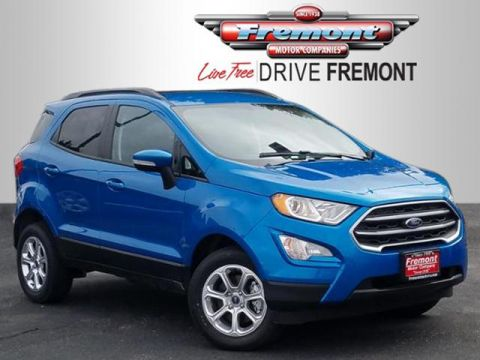 New 2018 Ford EcoSport SE 4WD