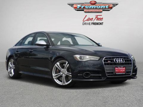 Certified Pre-Owned 2016 Audi S6 4dr Sdn Premium Plus