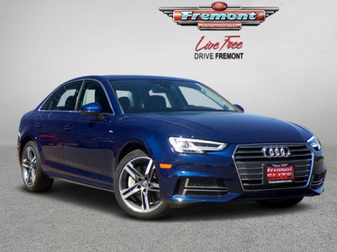 Certified Pre-Owned 2017 Audi A4 2.0 TFSI Auto Premium Plus FWD