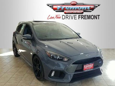 New 2017 Ford Focus RS Hatch With Navigation & AWD