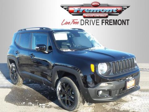 New 2017 Jeep Renegade Altitude 4x4 4WD