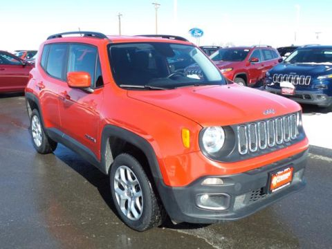 Pre-Owned 2016 Jeep Renegade 4WD 4dr Latitude 4WD