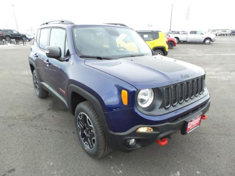 New 2017 Jeep Renegade Trailhawk 4x4 4WD