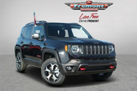 New 2019 Jeep Renegade Trailhawk