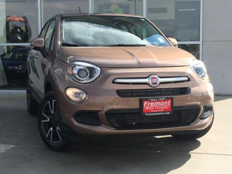 New 2017 FIAT 500X Pop AWD AWD