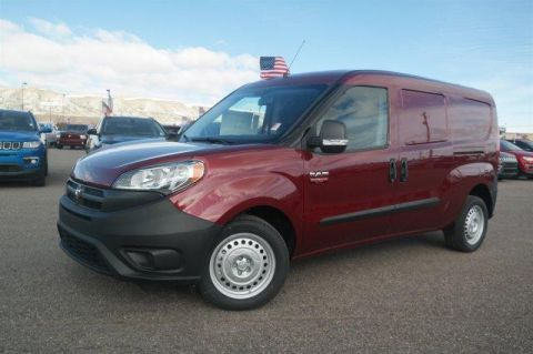 New 2018 Ram ProMaster City Tradesman Van FWD Mini-van, Cargo